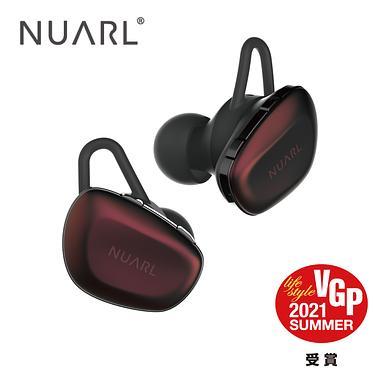 NUARL N6 Pro 2真無線藍牙耳機升級版/ 燕紅