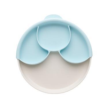 miniware分隔餐盤組/ 香草薄荷