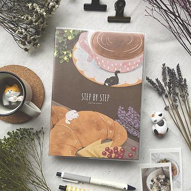 Dimanche Step by Step一年計劃v.4/ 下午茶