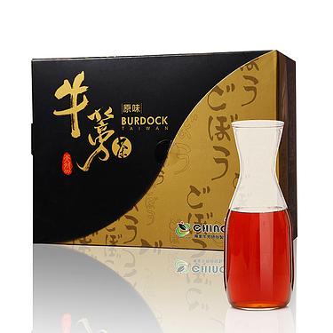 來自臺南有助維持消化道機能➤青玉牛蒡茶茶包