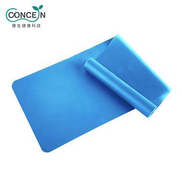 康生緊實曲線瑜珈彈力帶 CON-YG062海洋藍