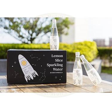6℃專利鎖住養份➤愛瑞雅鮮切檸檬氣泡水24入