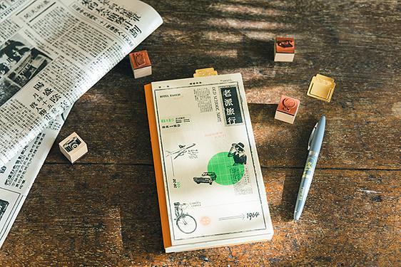 在生活中採集美好時光★2022報時光旅行手帳組