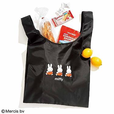 可愛又實用日雜附錄➤米飛兔大容量購物袋